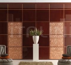 ARBAT 8025/QQ/SCi Rame lucido 100 gloss Classic Wood Interior Doors