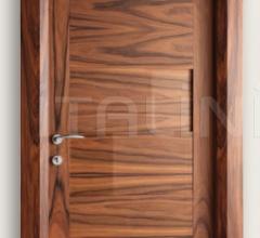Gio Pomodoro 1926/2/QQ Natural Rosewood Modern Interior Doors