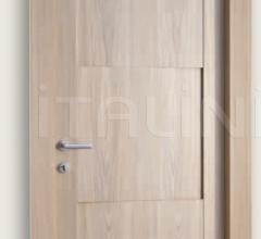 Gio Pomodoro 1925/3/QQ Bleached Oak Modern Interior Doors