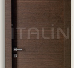 Giudetto Maxi 1011/QQ/H Brushed oak tobacco finish. Modern Interior Doors