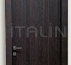 Giudetto Maxi 1011/QQ/A Oak anthracite finish. Modern Interior Doors