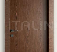 Giudetto PCP 1011/QQ/A Multilaminar oak tobacco finish. Modern Interior Doors