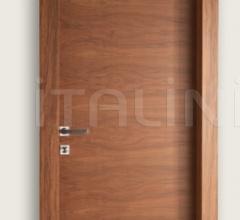 Giudetto IMP 1011/QQ/H Cognac finish olive. Modern Interior Doors