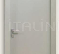 Giudetto IMP 1011/QQ/A Ash green brush lacquered oak. Modern Interior Doors