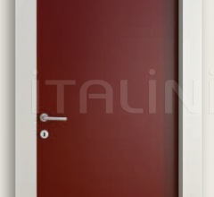 Giudetto LAC 1011/QQ Matte lacquered RAL 3005 Modern Interior Doors