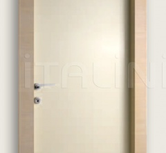 Giudetto LAC 1011/QQ RAL 1015 lacquered glossy. Modern Interior Doors