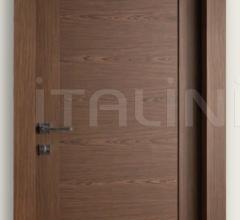 Mart Stam 1913/QQ Brushed oak tobacco finish. Modern Interior Doors