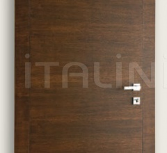 Giudetto FP 1011/QQ/H Brushed oak tobacco finish. Modern Interior Doors