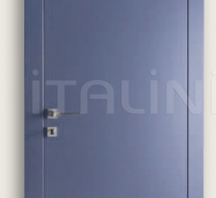 Giudetto FP 1011/QQ Matte lacquered RAL 5014. Modern Interior Doors