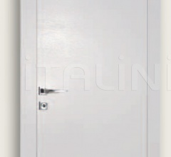 Giudetto FP 1011/QQ/H Brushed oak open grain white. Modern Interior Doors