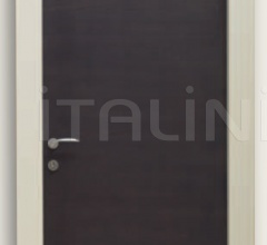 Giudetto SE 1011/QQ/S1 Wenge stained sawn oak. Modern Interior Doors