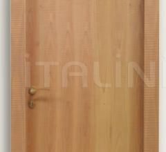 Giudetto SE 1011/QQ/S2 Natural finish sawn light walnut. Modern Interior Doors