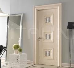 P. KLEE 926/QQ/09 Bleached oak python inserts 09 Modern Interior Doors