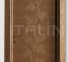 HYDE PARK 901/QQ Oak wax finish, frame Mondrian Modern Interior Doors