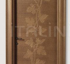 HYDE PARK 901/QQ Oak wax finish, Cover moulding Klee Modern Interior Doors