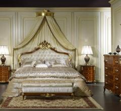 Arredamento camera classica Luigi XV Francia