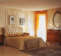 Camera da letto francese in stile 800