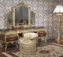 Comodino stile classico camera Louvre 943