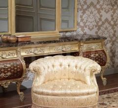 Testiera stile classico letto Louvre 943