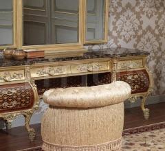 Testiera letto stile classico Louvre 943
