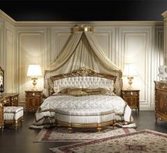 Testata letto classico camera di lusso Louvre 943
