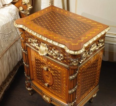 Testiera letto capitonne camera Louvre 943