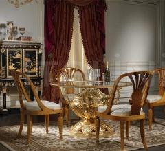Como intarsiato in noce della collezione Luigi XVI Noce e Intarsi- art. 2011