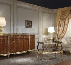 Toilette classica in noce della collezione classica Luigi XVI Noce e Intarsi art. 2011- art. 2011