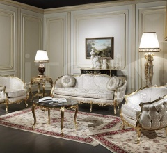 Tavolo classico soggiorno Luigi XV