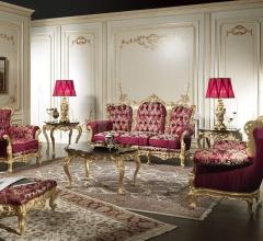 Divano classico collezione Parigi