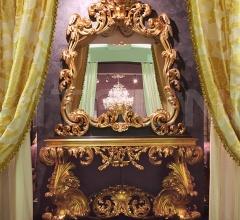 Armadio classico Botticelli, dettaglio delle ante