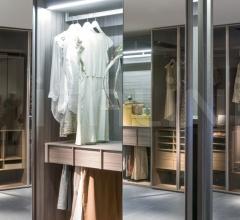 Look-S door for hinged wardrobe