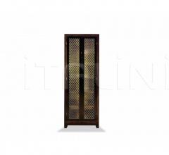 Leonard gridded glass doors