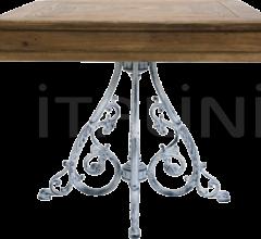ORVIETO 2 TOP TABLE - CLASSIC 4 LEGS ANTIQUE
