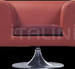 Globe Swivel armchair
