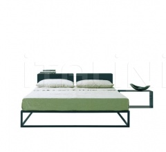 double bed asha slim