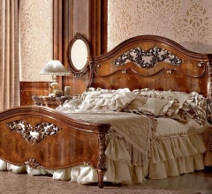 Кровать 1302/1312 фабрика Signorini & Coco