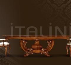 Стол обеденный 1366 фабрика Signorini & Coco