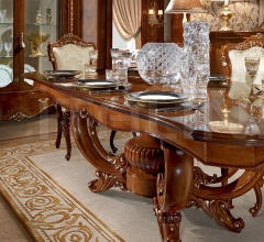 Стол обеденный 1376 фабрика Signorini & Coco