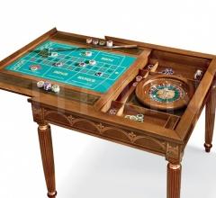 Итальянские бильярдные, игровые столы - Игровой столик 4/G фабрика Signorini & Coco