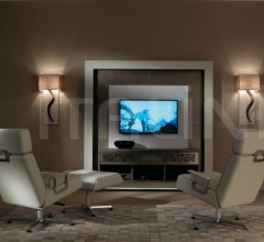 Art. 720 Poltrona/Armchair+Art. 800 Mobile Tv/Tv Stand