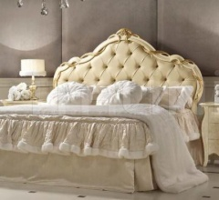 Кровать ROSATEA 7502/PL-7512/PL фабрика Signorini & Coco