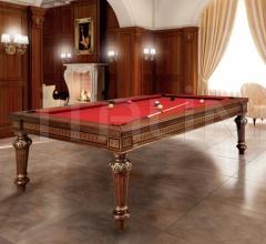 Итальянские игровая комната - Бильярдный стол 8/G фабрика Signorini & Coco