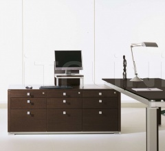 Electa Limed Oak Desk