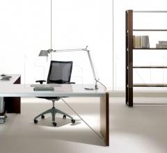 Electa Limed Oak Desk
