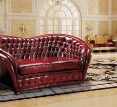 Versailles in pelle asportata bordeaux