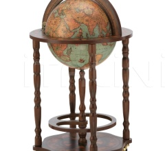 "Bar Globe with small bottle storage ""Crono"" - Laguna"