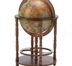 "Elegant bar Globe with wheels ""Minerva"" - Laguna"