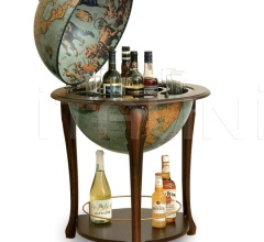 "Aristocratic bar globe with shelf ""Atena"" - Laguna"