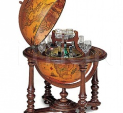 "Large size globe bar ""Demetra"""